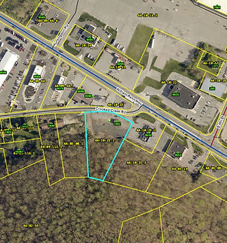 Commercial Lot w/Existing Rental