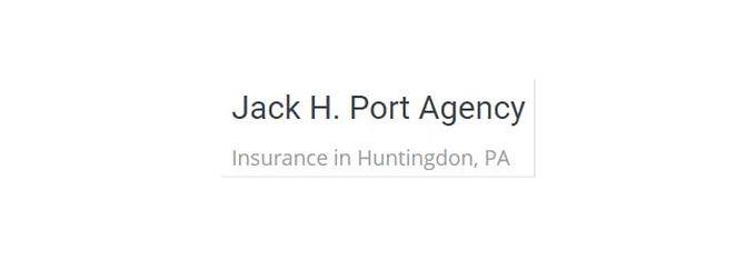 Jack H. Port Agency