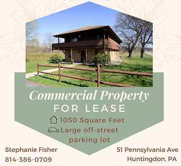 For Lease Commercial Property