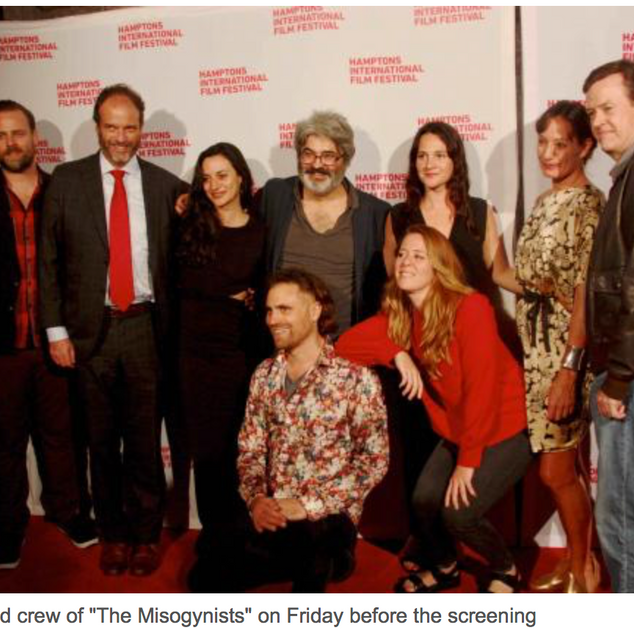 HIFF with Onur Tukel's The Misogynists