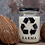 Karma Designed Natural Vegan Candle with Real Coconuts