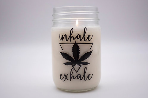 INHALE | EXHALE CANDLE
