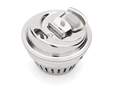 Stainless Steel Lid Mason Jar.png