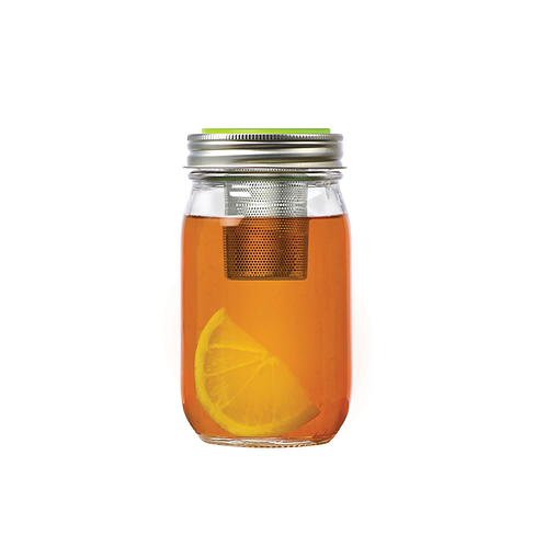 TEA INFUSER ATTACHMENT LID