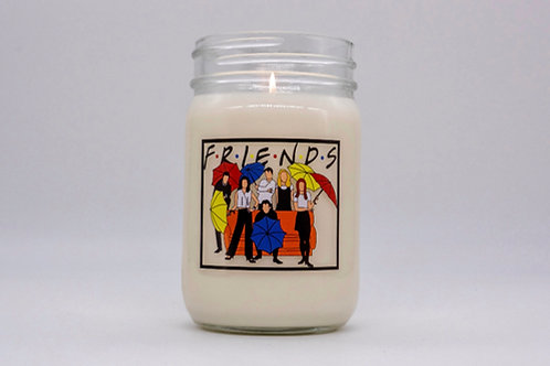 FRIENDS CANDLE