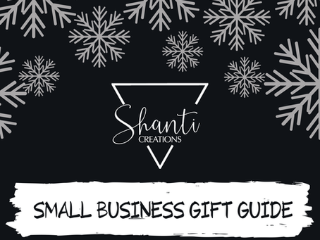 2020 Small Business Shopping Guide