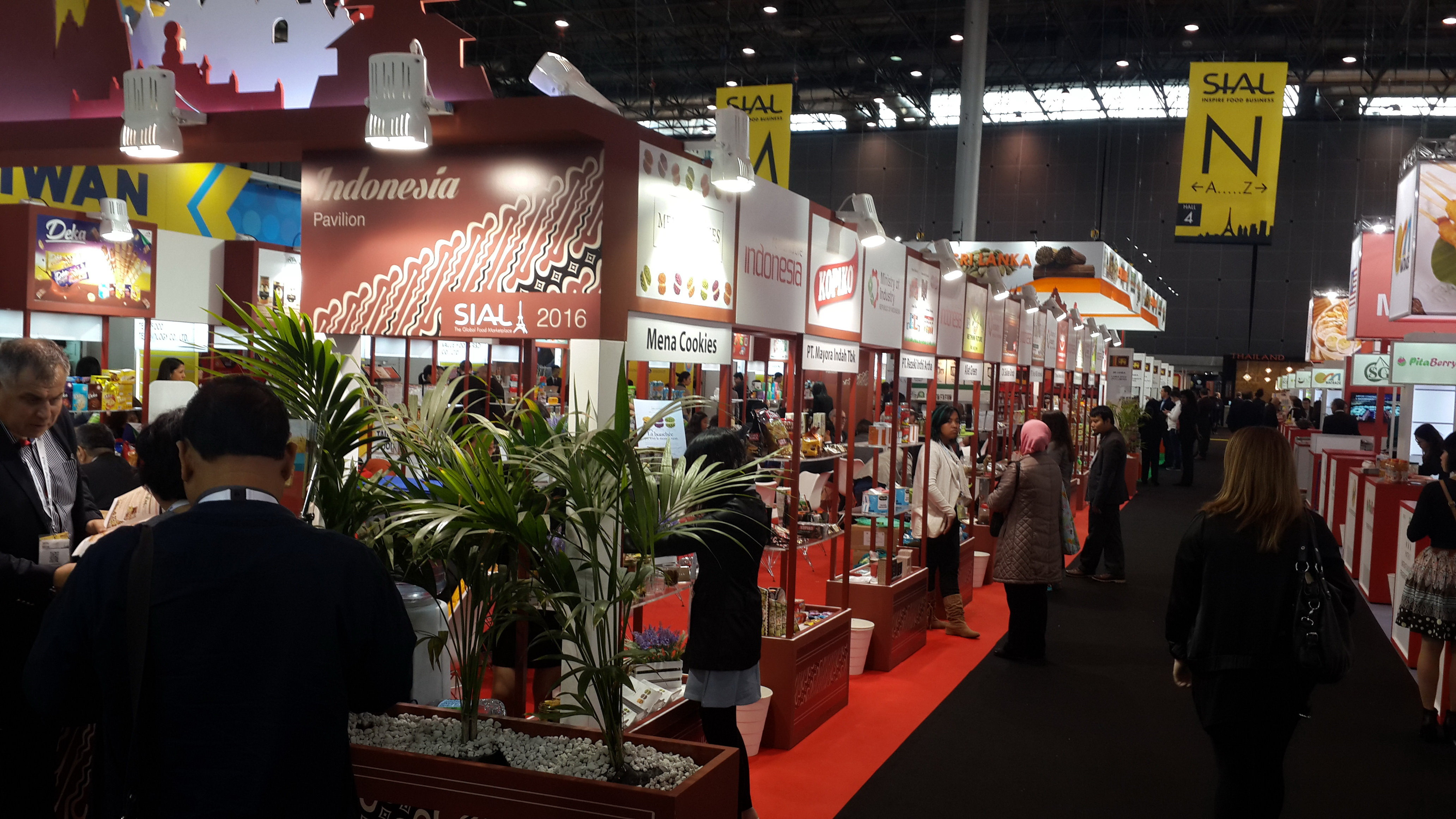 SIAL Paris 16 I