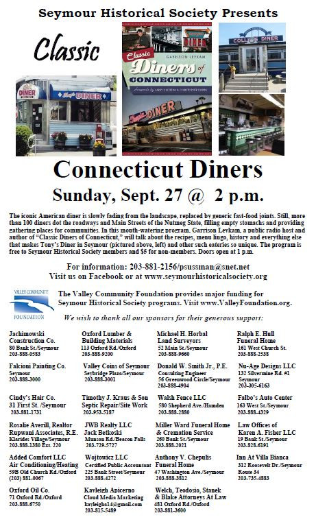 Connecticut Diners