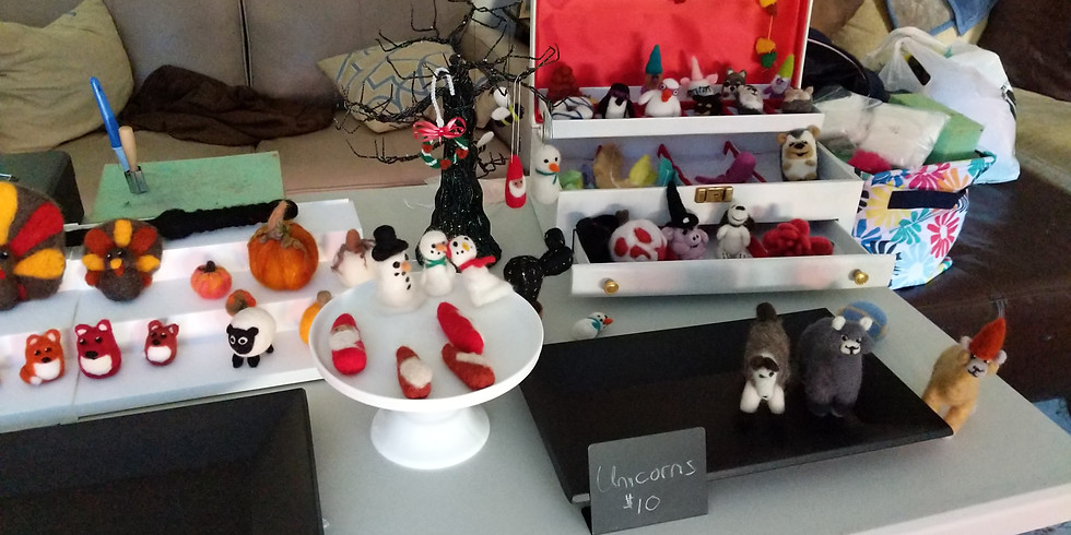 Holiday Fair at Bollywood Boutique and Studio