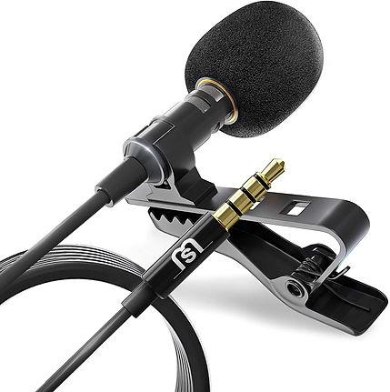 Lavalier Microphone 71yD6xzQOVL._AC_SL15