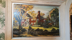 Painting of Matthies House