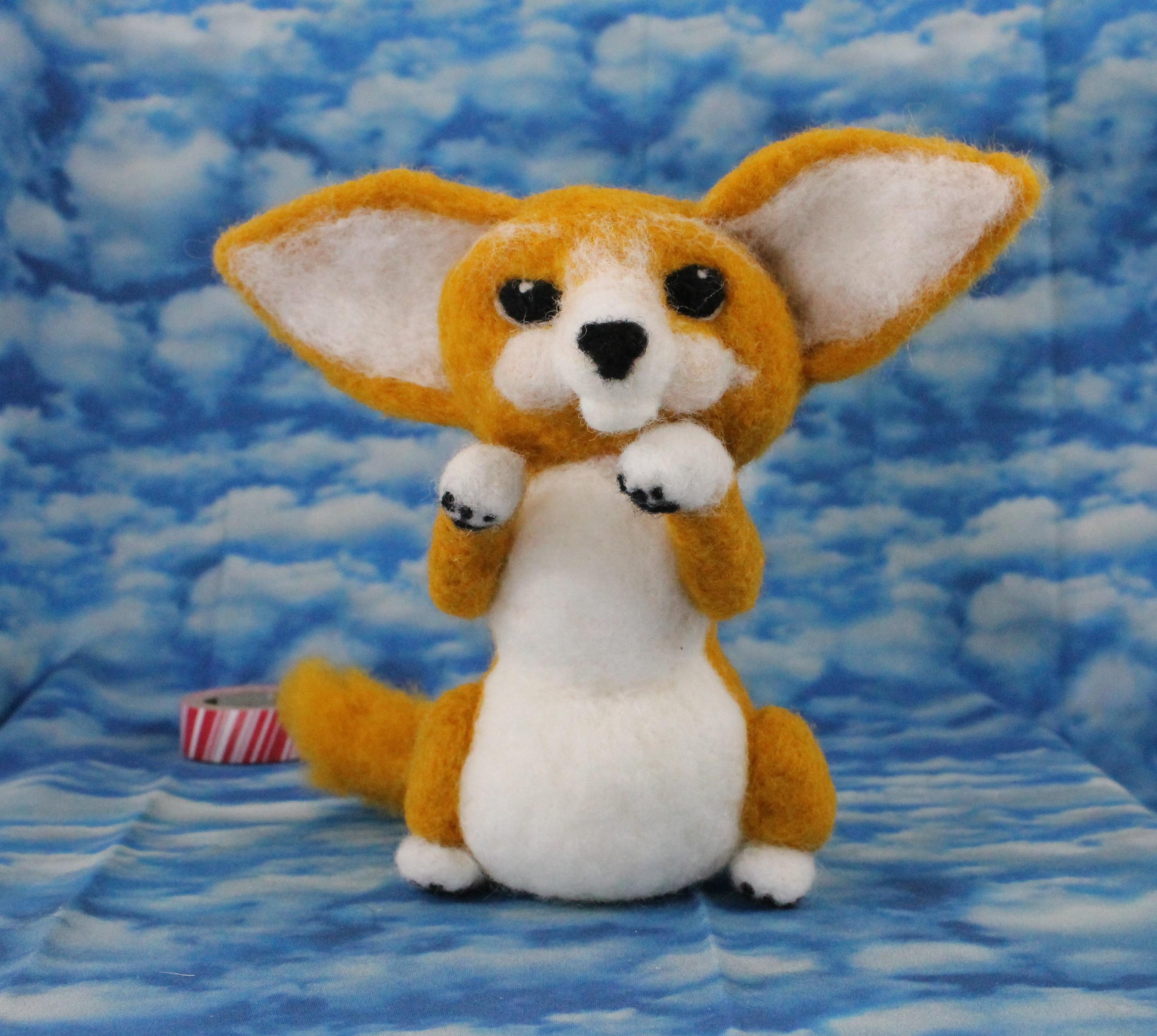 Fennic fox