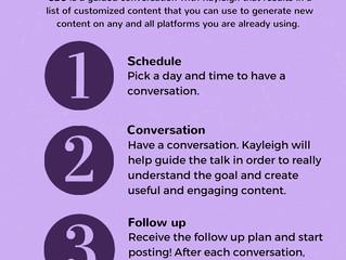 How Conversations Spark Content Ideas
