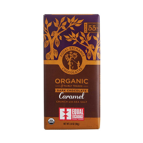 Equal Exchange Chocolate- Caramel