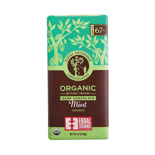 Equal Exchange Chocolate- Mint