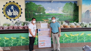 Calabrian Formation School (CFS) Community Pantry