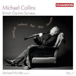 British clarinet sonatas