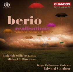 Berio - orchestral realisations