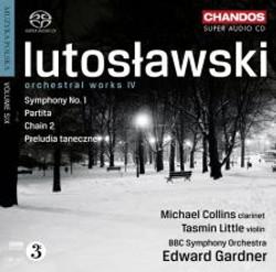 Lutoslawski orchestral works vol4