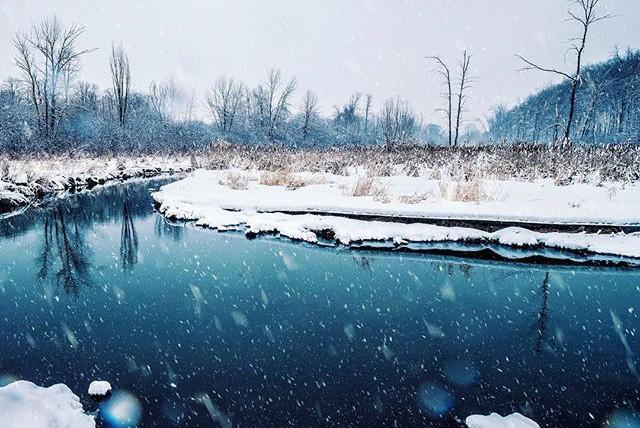 Lac des Fées sous la neige_._.jpg