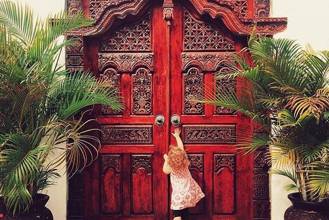 #wonderful #door #onthestreet #mydaughte