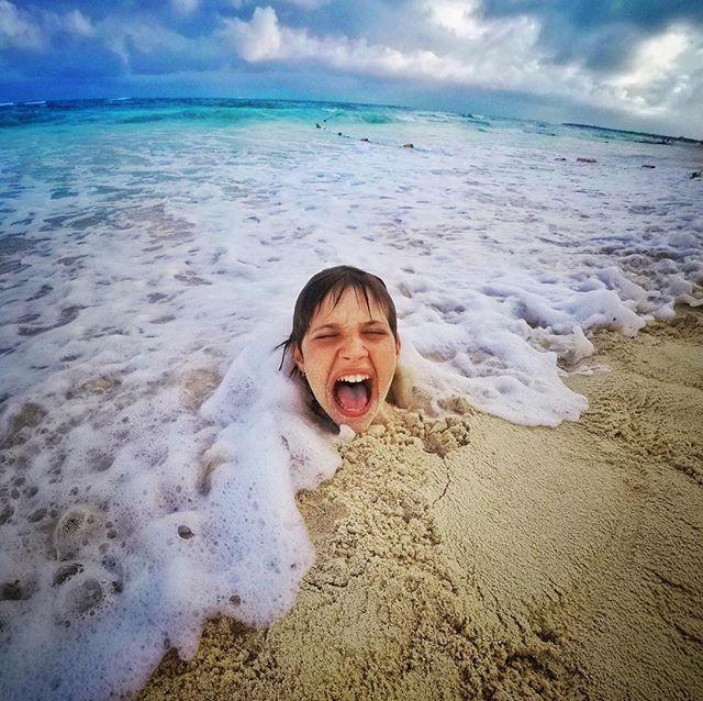 #buriedalive #kid #punishment #forfun #b