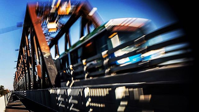 #PontNoir #sto #bus #gatineau #lensbaby