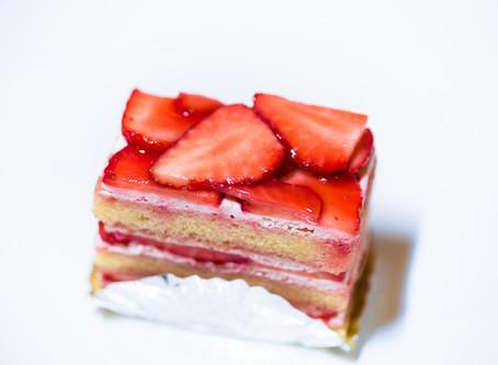 ラ・ポネットのケーキ(生菓子)