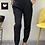 Thumbnail: Pantalon Plis - 2 Poches + Ceinture NATALIA