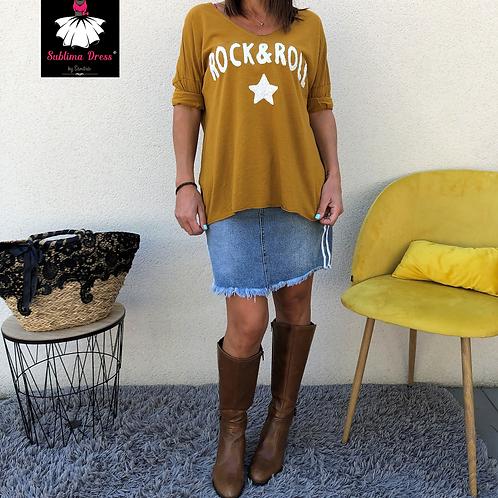 Tee-shirt ROCK&ROLL