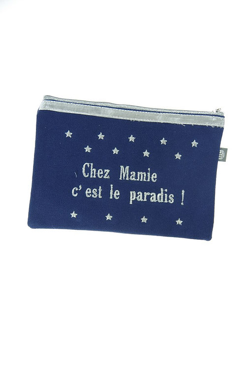 Pochette « Chez Mamie c'est le Paradis ! »
