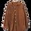 Thumbnail: Chemise longue en velours DINA