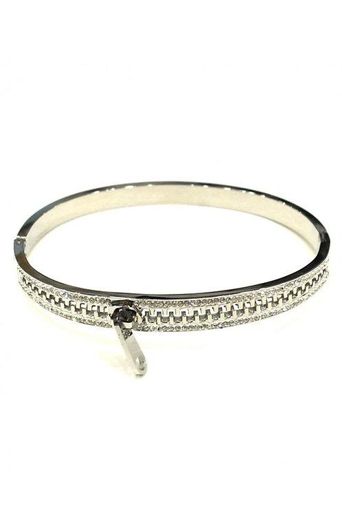 Bracelet jonc acier ECLAIR