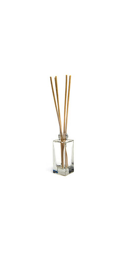 Incense on Isolated Background