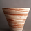 Thumbnail: M0039IL  Marble Vase Crater Series