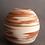 Thumbnail: M0036IL  Marble Vase Crater Series