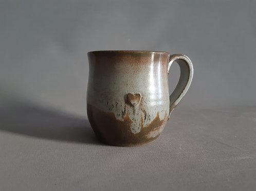 Set of Two Love Mugs