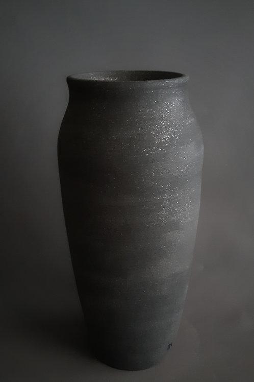 L0052IL Lava Stone Effect Vase