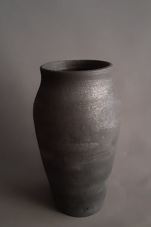 L0053IL Lava Stone Effect vase