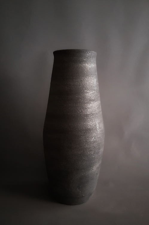 L0051IL  Lava Stone Effect glazed big Vase