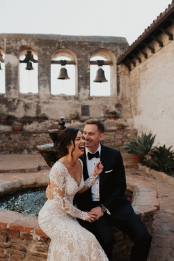 love laughter + happily ever after