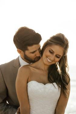 Kylie And Joel Wedding