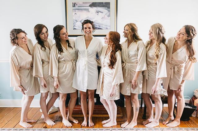 Beautiful bridal party!