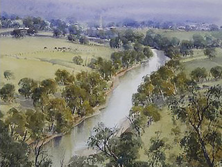 New 'Somerset Theme' Prize included in the Somerset Bendigo Bank Art Awards 2017