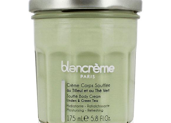 Crème corps soufflée Tilleul & thé vert 175ml