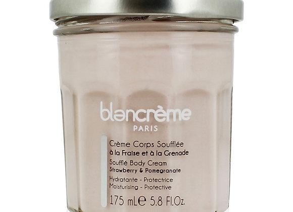 Crème corps soufflée Fraise & grenade 175ml