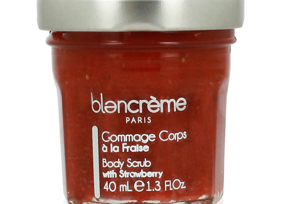 Gommage corps Fraise 40ml