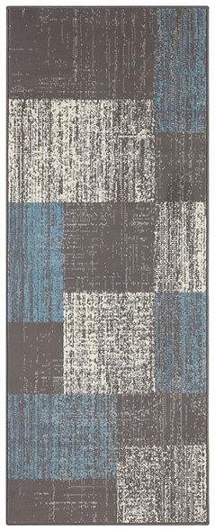 CHODNIK 104316 GREY BLUE