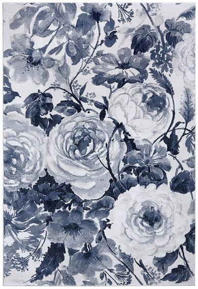 DYWAN 104620 BLUE CREAM