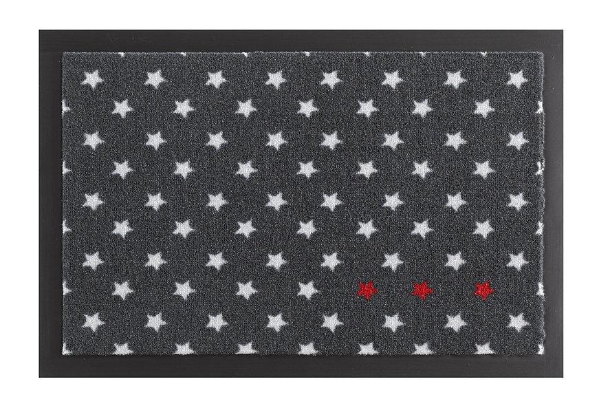 MATA 102513 ANTHRACITE RED WHITE